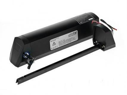 Аккумулятор Evel 36N8Slim для электровелосипеда LiNiCoMnO2 36V 8,8Ah, фото 2