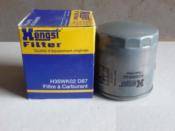 Фильтр очистки топлива Hengst h35wk02d87 для автомобилей Daewoo, Mercedes