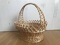 Корзина плетеная для пасхи 030-17