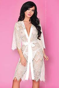 Сексуальный халат Narele LC S/M, белый