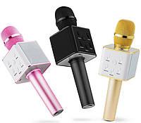 Портативный Bluetooth микрофон Q7, фото 4