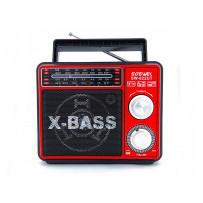 Радиоприемник SW-022UT(USB.TF.SD,фонарик)