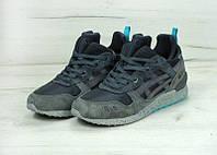 Мужские кроссовки Asics Gel Lyte III Grey 41, фото 1