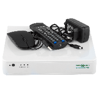 Видеорегистратор для гибридных, AHD и IP камер GREEN VISION GV-S-035/04 1080N