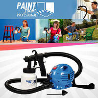 Краскораспылитель Paint Zoom (Пейнт Зум) краскопульт-пульверизатор