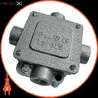 Enext Коробка монтажна металева Р36/4, IP 44, 380 B, 5*16