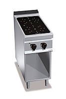 Инфракрасная варочная поверхность GGM EIB499M - 2 конфорки - 8 кВт