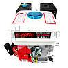 Двигатель бензиновый 6.5 л.с, 3600 об/мин, 196 куб.см Eurotec PU 229, бензодвигатель для мотопомп и мотоблоков, фото 2