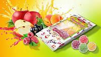 "Мармелад ""Фантазия"" с фруктовыми ароматами 240 гр"