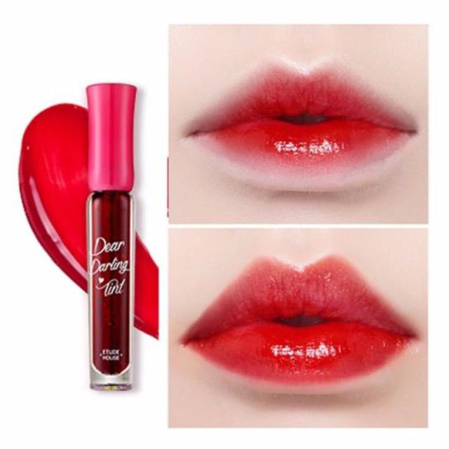 ETUDE HOUSE Dear Darling Water Gel Tint Real Red