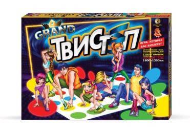 """Игра напольная """"Твистеп гранд"""" ДТ (1/10)"""