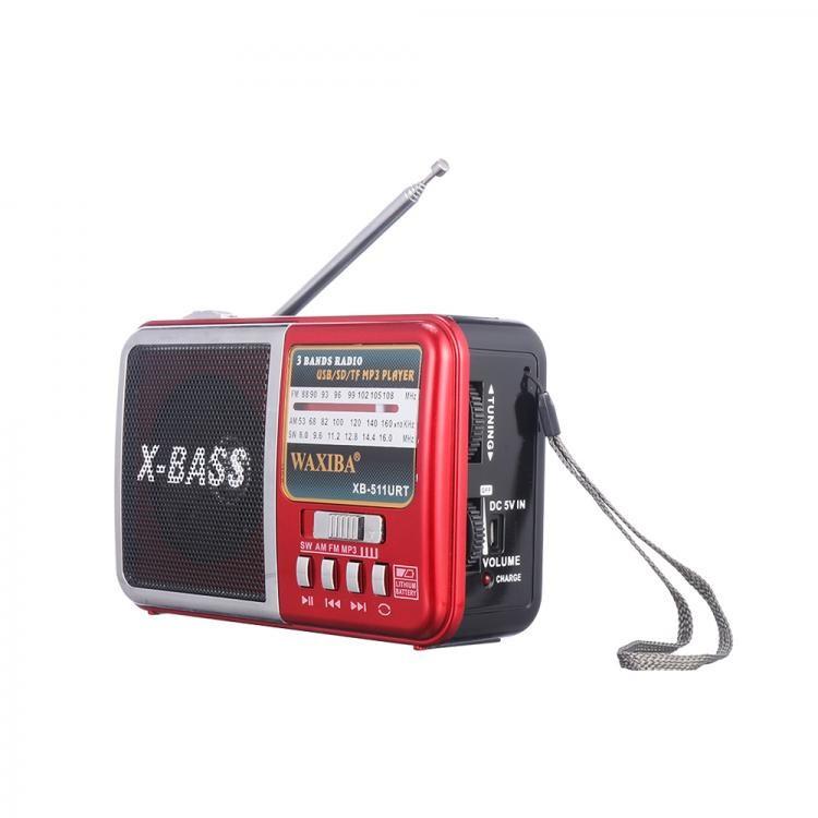 Радиоприемник с USB XB-511URT