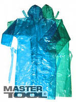 Mastertool  Плащ- дождевик  с поясом, Арт.: 92-0302