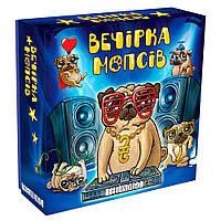 Настольная игра Feelindigo 'Вечірка мопсів' (IM16001)