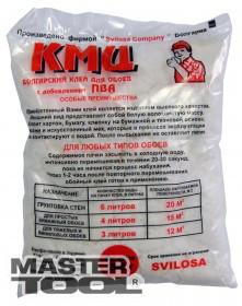 Клей обойный КМЦ с добавлением ПВА 200 г, Арт.: 42-0123