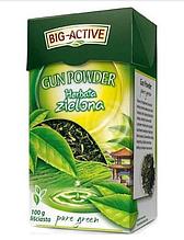 Чай листовой зеленый Big-Active herbata zielone 100 г