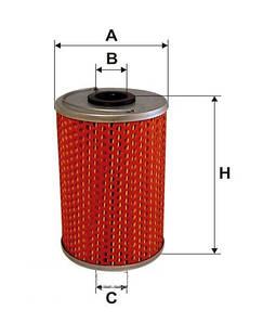 Масляный фильтр Wix WL7036 для Mercedes LK/LN2, LP LPK, MK, NG,T2/LN1, Unimog U