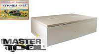 Mastertool  Инкубатор бытовой 120 яиц, автоматический переворот, пласт. 830*585*225 мм, Арт.: 92-0822