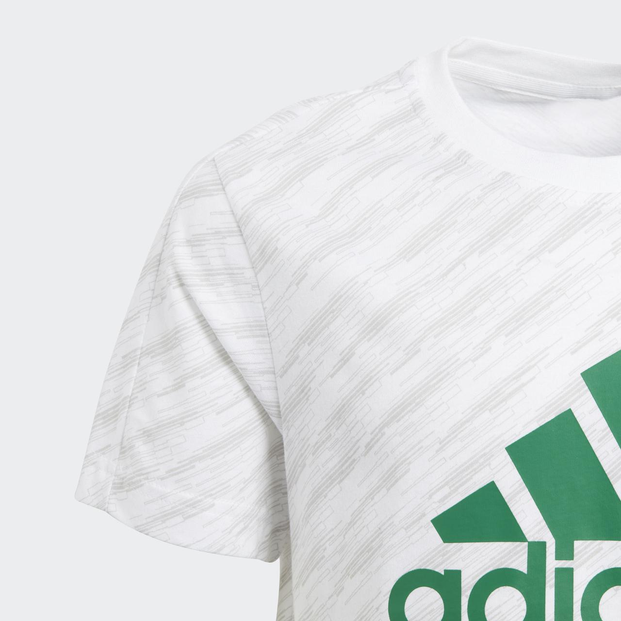 3abdd113f3bf ... Детская футболка Adidas Performance Essentials Logo (Артикул  CF6512),  ...