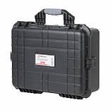 Ящик протиударний водонепроникний, 510*400*188 мм INTERTOOL BX-0154, фото 2
