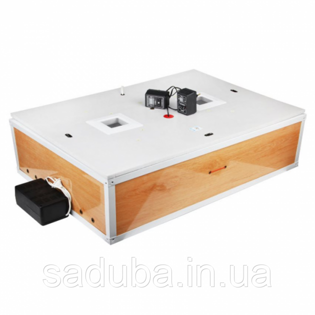 Инкубатор Курочка Ряба на 120 яиц автоматический с Вентилятором