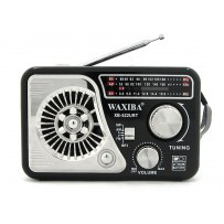 Радиоприемник с USB и фонариком XB-522URT