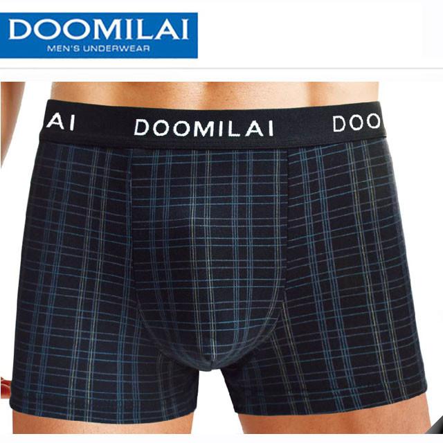 """Мужские боксеры стрейчевые марка """"DOOMILAI"""" Арт.D-02004"""