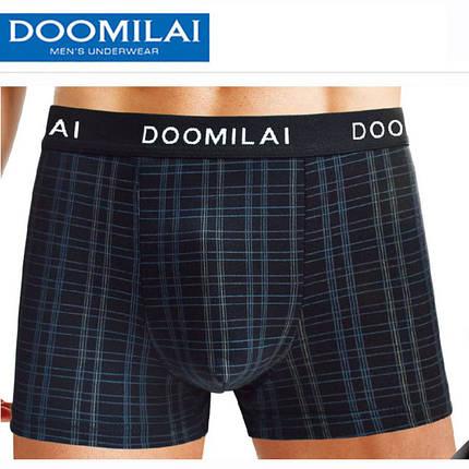 """Мужские боксеры стрейчевые марка """"DOOMILAI"""" Арт.D-02004, фото 2"""