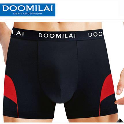 """Мужские боксеры стрейчевые марка """"DOOMILAI"""" Арт.D-02010, фото 2"""