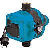 Контроллер давления электронный Aquatica 1.1кВт ?1 + розетка (779556)