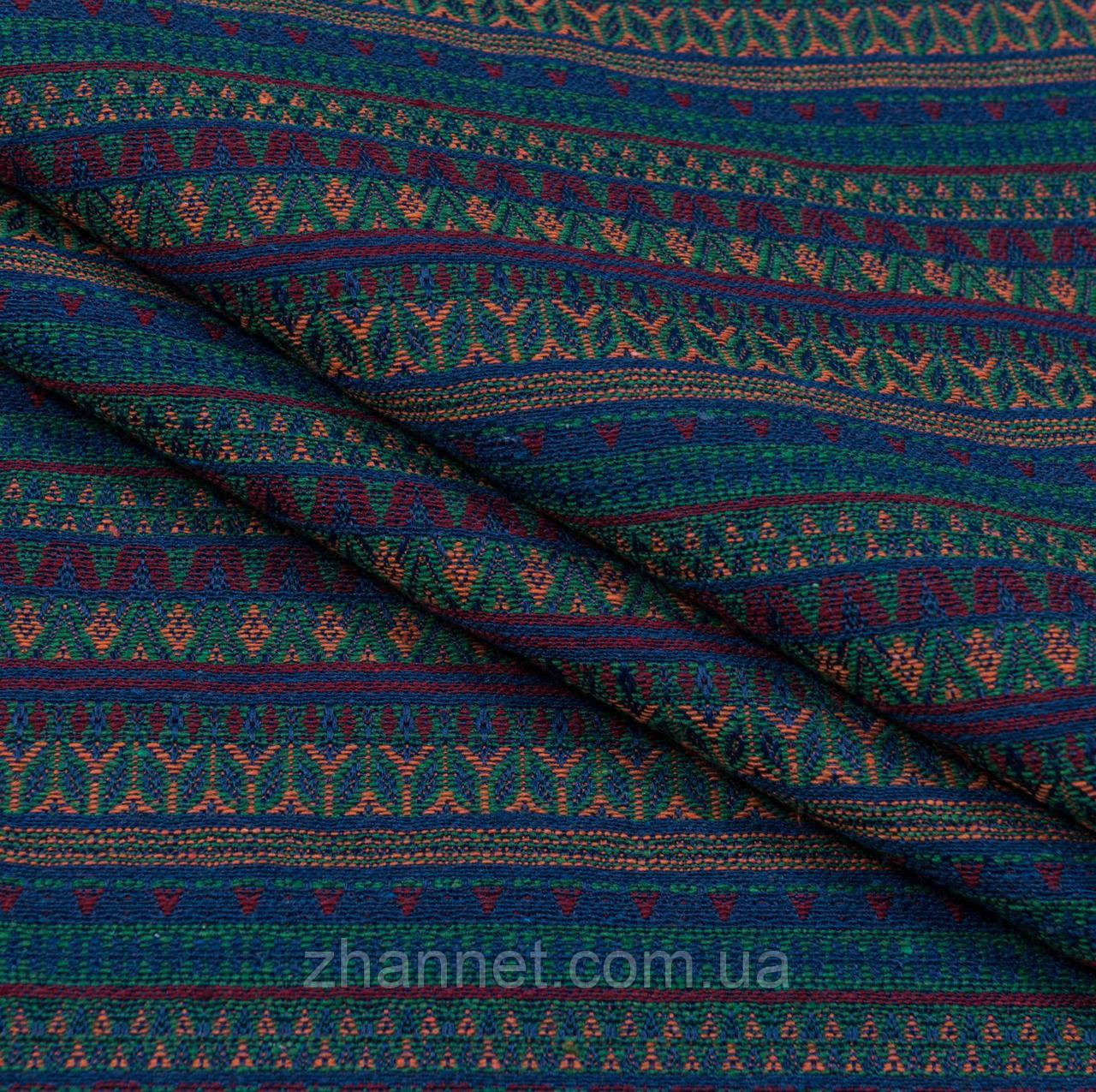 Ткань гобелен орнамент Иза