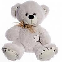 """Мягкая игрушка """"Медвежонок Веня №01"""" 37 см Копиця 21005-0"""