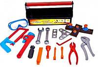 Набор детских инструментов Юный слесарь Киндер Вей KW-31-004