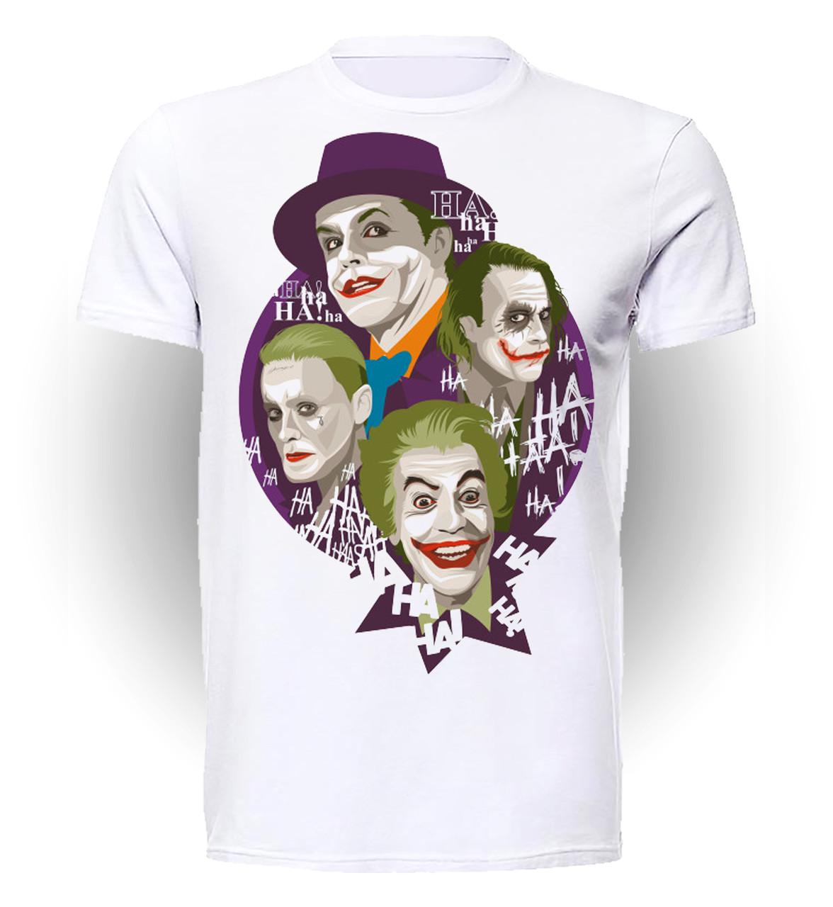Футболка GeekLand Джокер Joker 4 Joker JO.01.046