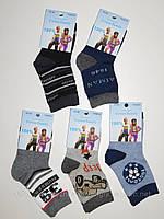 Детские носки для мальчиков Cotton Family оптом,23/26-35/38 рр.