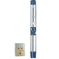 Насос центробежный 380В 11кВт H 99(58)м Q 1000(750)л/мин ?151мм Aquatica (DONGYIN) (7776653)