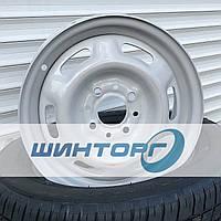 Диск колесный R13 4-13 PCD4-98 DIA59 ET16 ВАЗ (2108-09) White КрКЗ