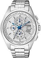Часы Citizen Eco-Drive Titanium  AT8130-56A ATTESA Н800, фото 1
