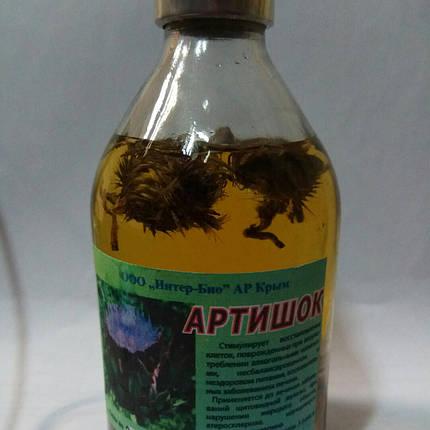Настойка Артишока 250 мл. купить, цена, заказать., фото 2