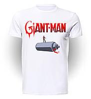 Футболка GeekLand Человек-Муравей Ant-Man is a Giant-Man AM.01.002