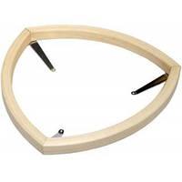 Защитное ограждение Harvia HPI2 (1 шт) для каменки Kivi деревянное