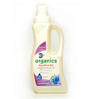 Детский гель для стирки Organics 1 л.