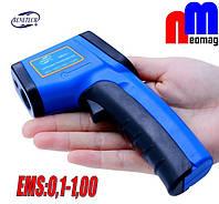 Пирометр Benetech GM321, лазерный термометр ✸от -50 до +380°С✸ ✔ВЫБОР ТИПА МАТЕРИАЛА!!! ✔