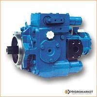 Переменный поршневой насос SPV 20 REPAS (гидравлический насос SPV 20) для погрузчика UNC-060 JCB, DHP 000 418
