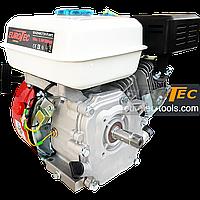 Двигатель бензиновый для мотопомп Eurotec PU 229, 196 куб.см, 6.5 л.с, 3600 об/мин, бензодвигатель, фото 1