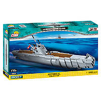 Конструктор Подводная лодка U-48, 800 деталей, COBI