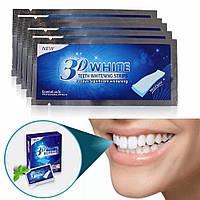 Отбеливающие полоски для зубов Ultra Gel Whitening 3D