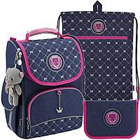 Рюкзак в комплекте 3 в 1 College Line KITE K18-501S-10+601M-10+621-11