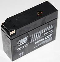 Аккумулятор 12V 2,3А гелевый HONDA таблетка 'OUTDO'