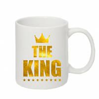 """Чашка """"The King"""""""